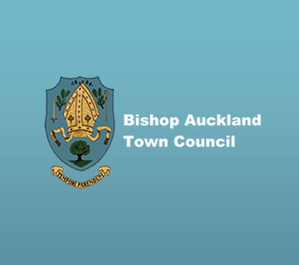 Bishop Auckland Town Council Logo