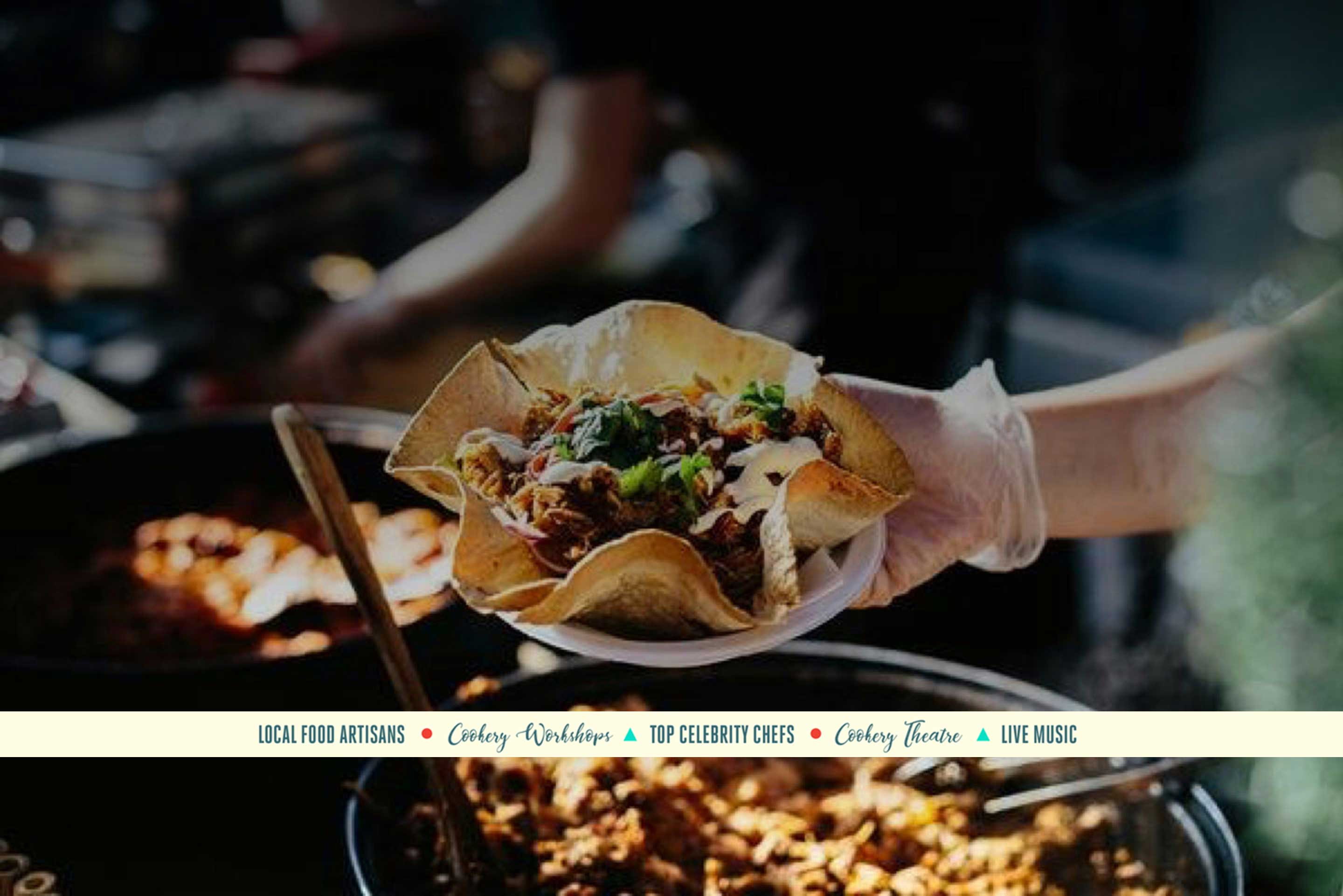 Bishop Auckland Food Festival Home Page