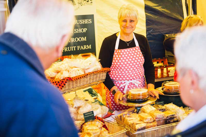 Bishop Auckland Food Festival - Street Food Cake Maker