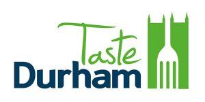 Bishop Auckland Food Festival 2018- Taste Durham Logo