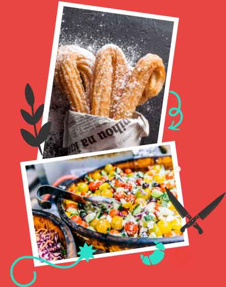 Bishop Auckland Food Festival 2018 - Street Food