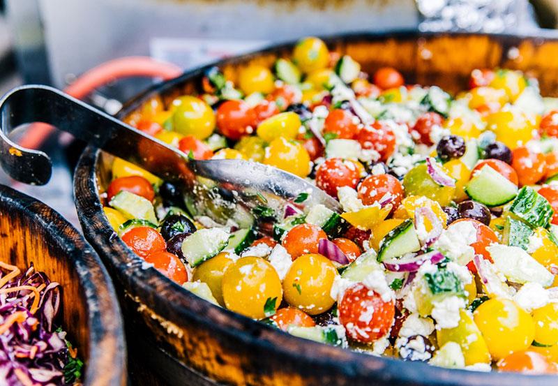 Bishop Auckland Food Festival 2018 - British Street Food