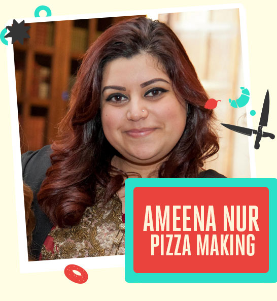 Bishop Auckland Food Festival - The School of Artisan, Ameena-Nur School of Artisan