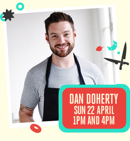 The Bishop Auckland Food Festival - Dan Doherty Celebrity Chef, Book Tickets