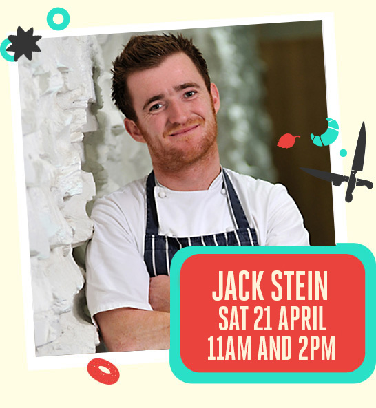 The Bishop Auckland Food Festival - Jack Stein Celebrity Chef, Book Tickets