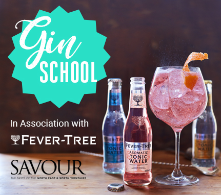 Whats On - Gin School at Bishop Auckland Food Festival