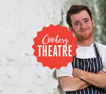 What's On - Jack Stein Cookery Theatre, The Bishop Auckland Food Festival 2018