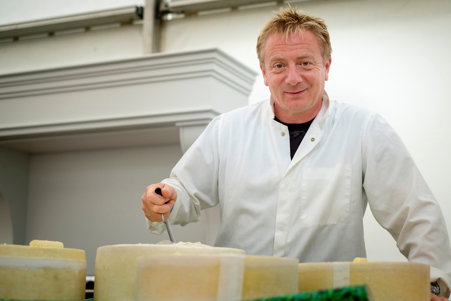 Sean Wilson returns to the Bishop Auckland Food festival