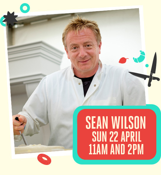 Sean Wilson Tickets at the Bishop Auckland Food Festival