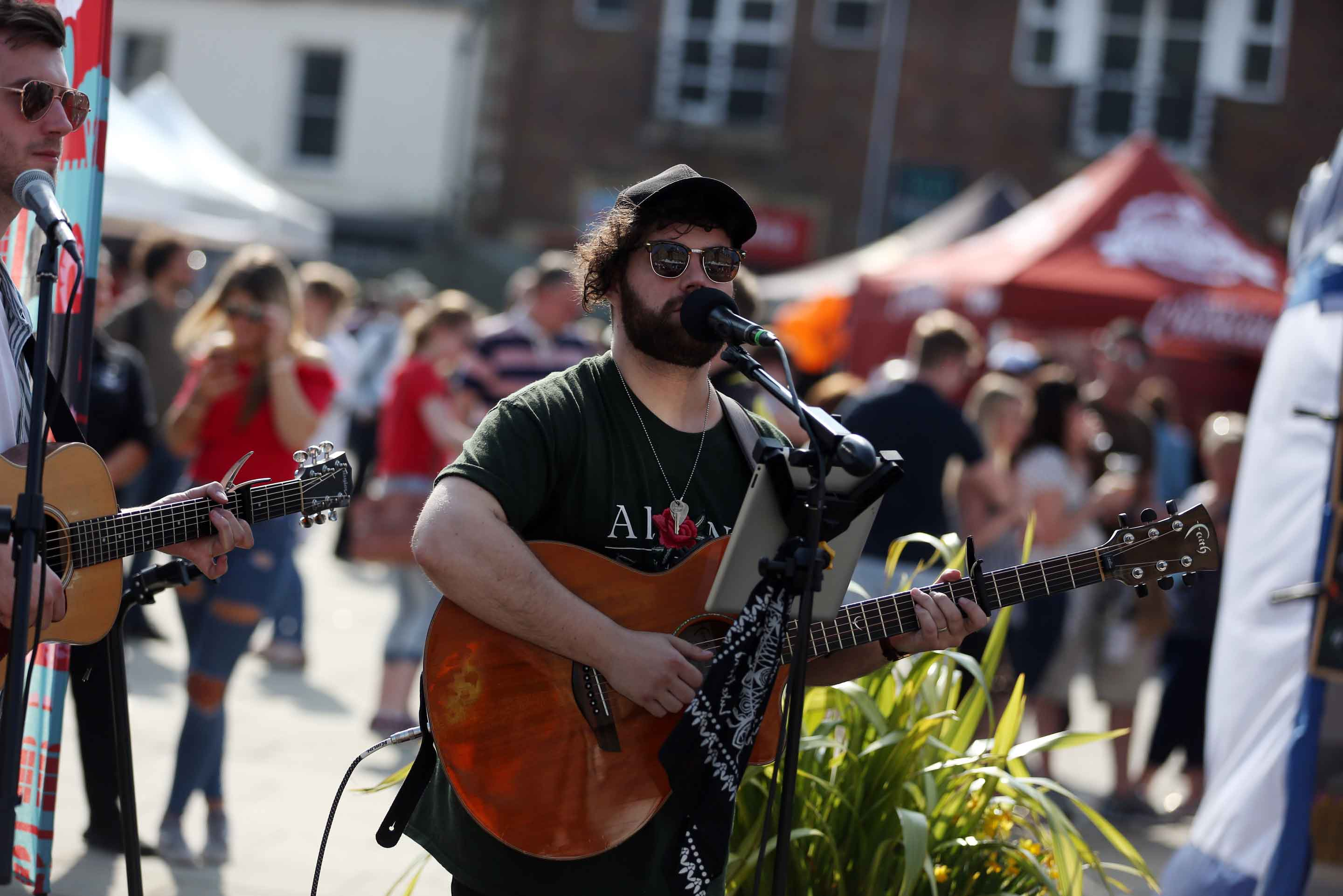 Bishop Auckland Food Festival | Live Music Daily