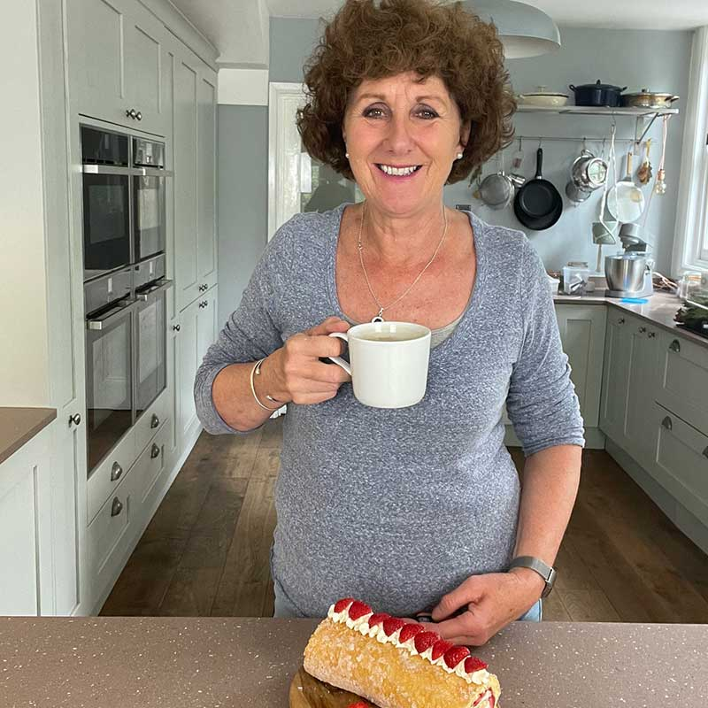 The Lovely Jane Beedle from GBBO
